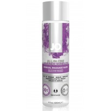 Массажный гель ALL-IN-ONE Massage Oil Lavender с ароматом лаванды - 120 мл.